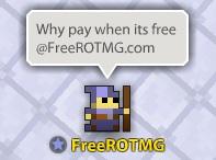 FreeROTMG - Earn free def pots and other ROTMG gear!